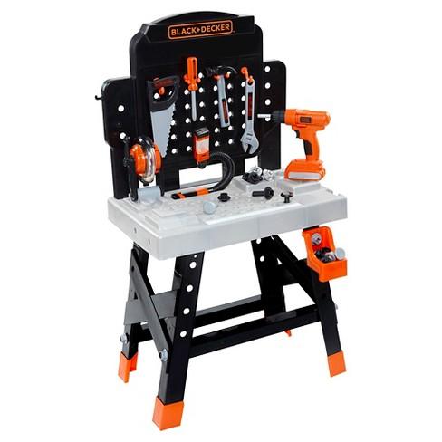 Cool Black Decker Power Tool Workshop Ibusinesslaw Wood Chair Design Ideas Ibusinesslaworg
