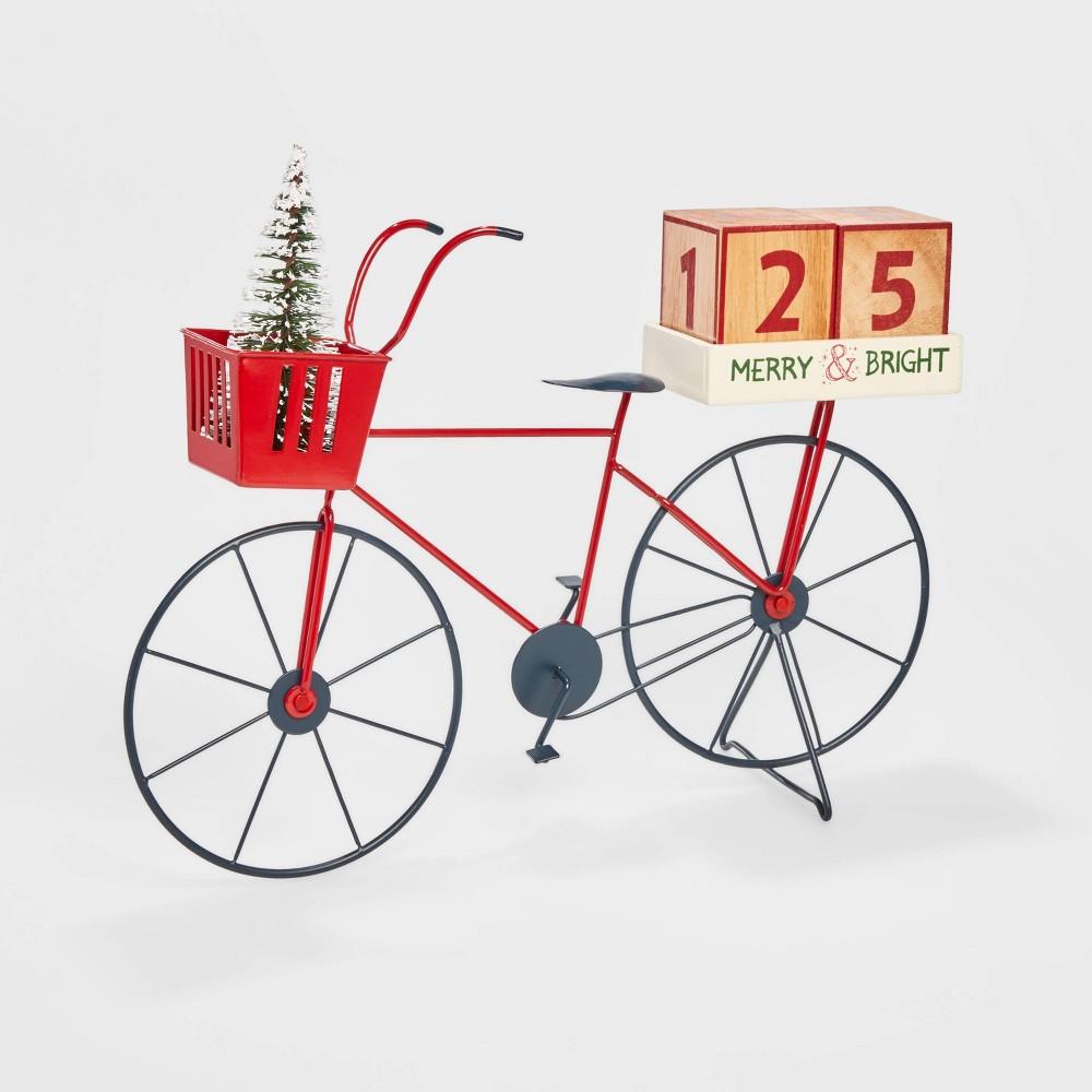 Image of Bicycle Advent Calendar - Wondershop