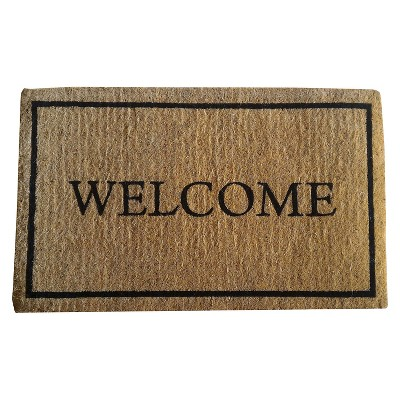 Coir Welcome Doormat - Smith & Hawken™