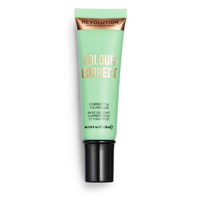 Makeup Revolution Correct & Fix Colour Correct Primer - 0.5 fl oz