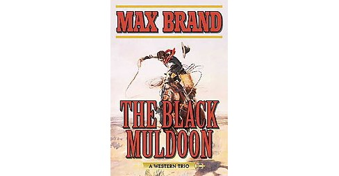 The Black Muldoon (Paperback) - image 1 of 1