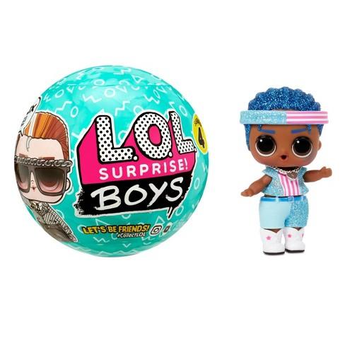 L.O.L. Surprise! Boys Series 4 Boy Doll with 7 Surprises - image 1 of 4