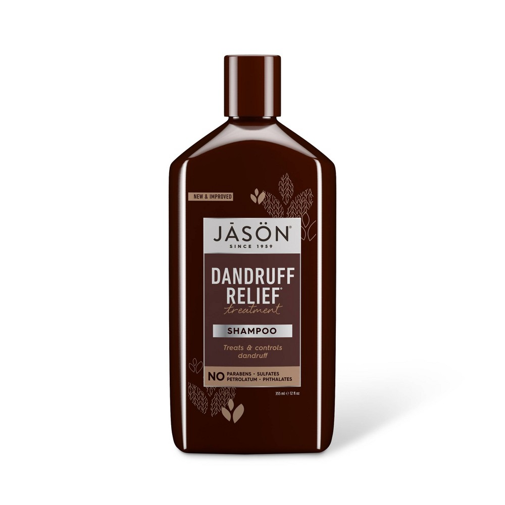 Image of Jason Dandruff Relief Treatment Shampoo - 12 fl oz