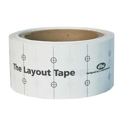 "FAST CAP LAYOUTTAPE 60 ft. Layout Tape Measure, 2"" Blade - image 1 of 1"