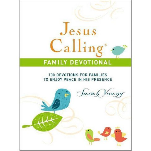 Jesus Calling - (Jesus Calling(r)) by  Sarah Young (Hardcover) - image 1 of 1