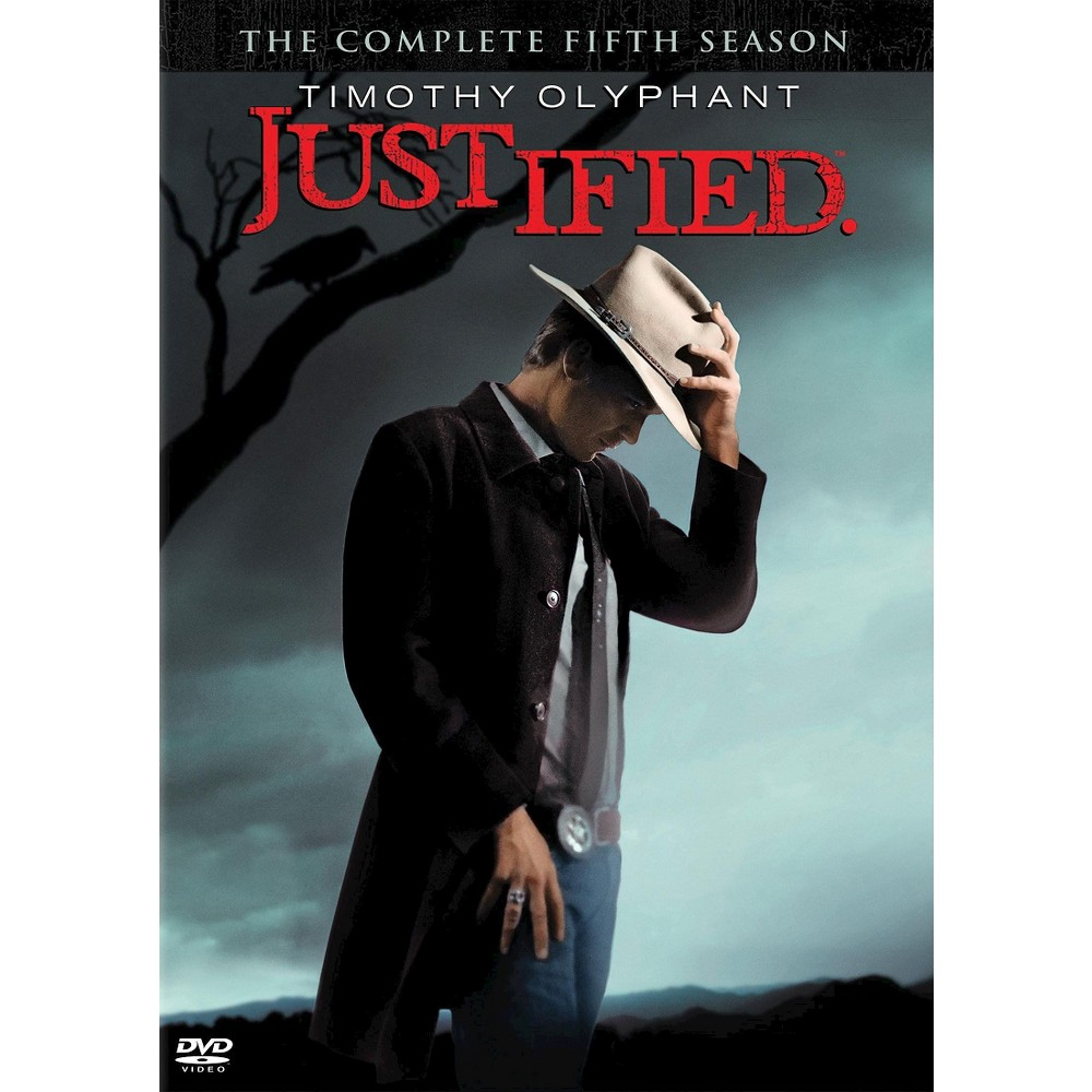 Justified: The Complete Fifth Season [3 Discs]