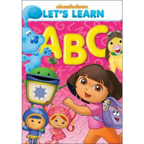Let's Learn: ABC (dvd_video) - image 1 of 1