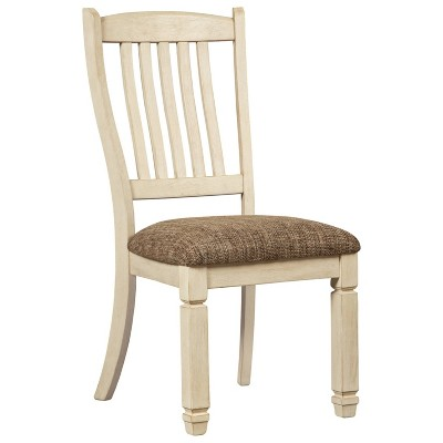 Bolanburg Single Dining Room Chair Antique White - Signature Design by Ashley