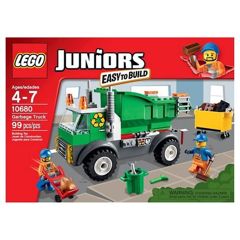 Lego Juniors Garbage Truck 10680 Target