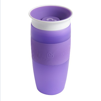 Munchkin Miracle 360° 14oz Sippy Cup - Purple