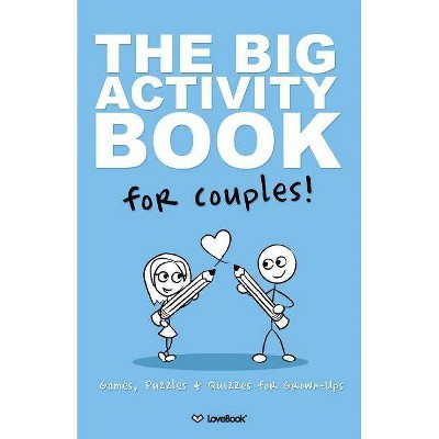 The Big Activity Book For Couples - (Paperback)