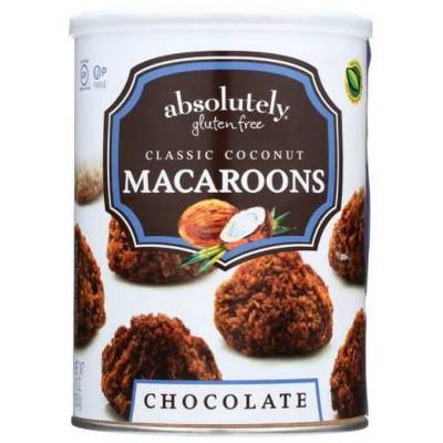 Absolutely Gluten Free Chocolate Macaroon Cookies - 10oz