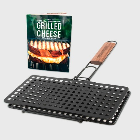 Charcoal Companion Grilled Cheese Kit - Black - image 1 of 4