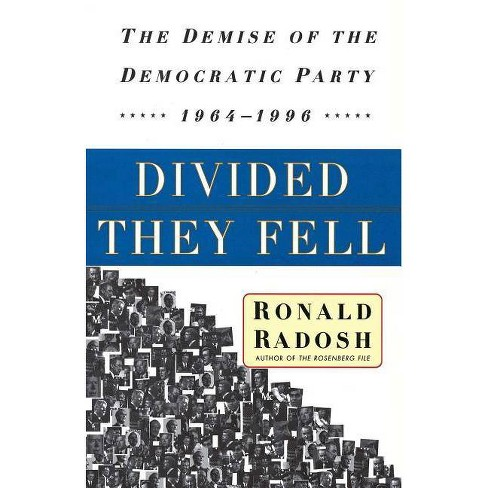 Divided They Fell - by  Ronald Radosh (Paperback) - image 1 of 1