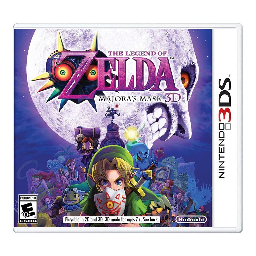The Legend of Zelda: Majora's Mask 3D - Nintendo 3DS (Digital)