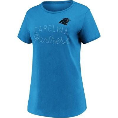 NFL Carolina Panthers Women's Short Sleeve T-Shirt