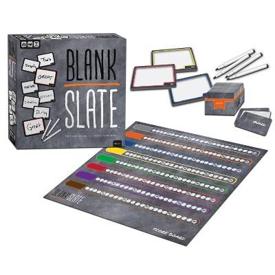 Blank Slate Board Game