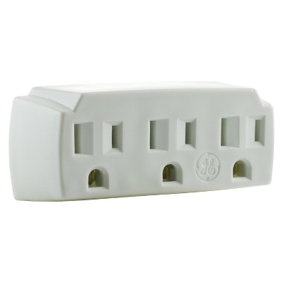 GE 3 - Outlet Grounded Tap, 14493