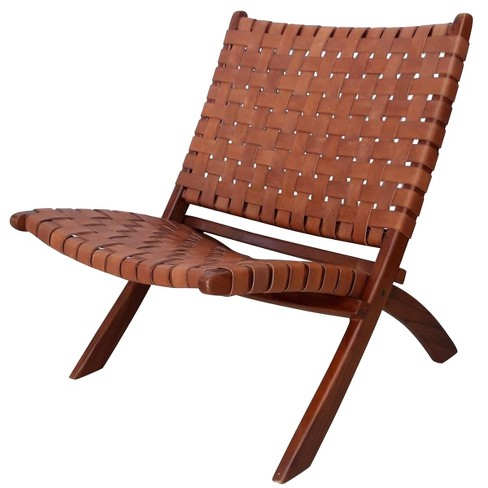 Super Mid Century Modern Lounge Chair Cognac Brown Stylecraft Gamerscity Chair Design For Home Gamerscityorg
