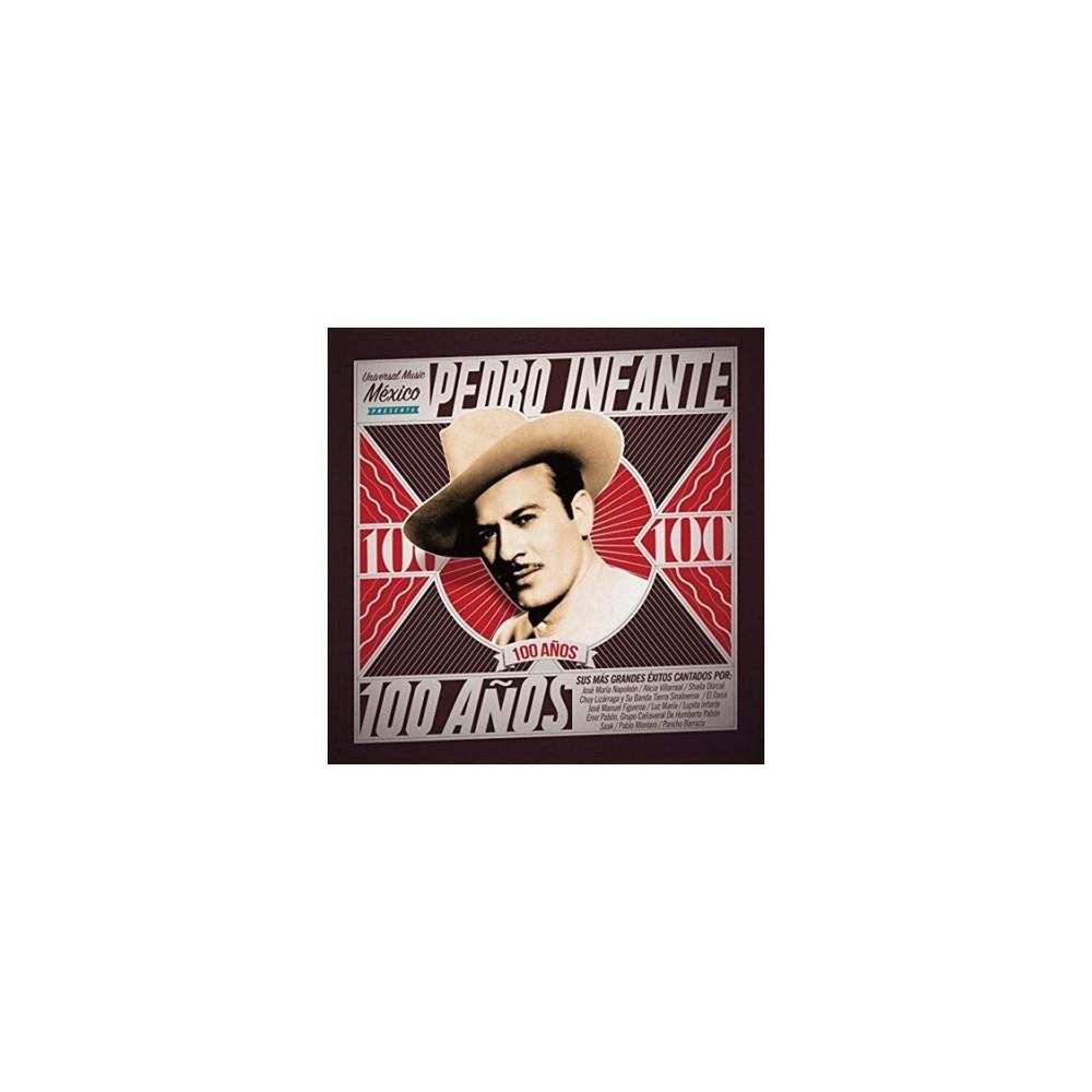 Various - Pedro Infante:100 Anos (Vinyl)