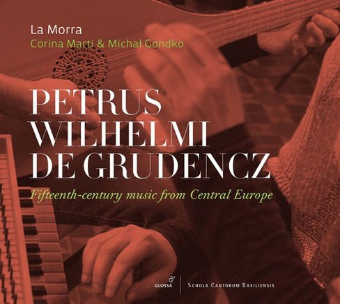 La Morra - 15th C Music Central Europe (CD) - image 1 of 1
