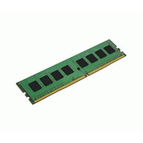 Kingston 8GB DDR4 SDRAM Memory Module - For Workstation - 8 GB - DDR4-2933/PC4-23400 DDR4 SDRAM - CL21 - 1.20 V - Non-ECC - Unbuffered - 288-pin - image 1 of 1