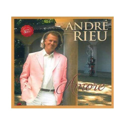 Andre Rieu - Amore (CD) - image 1 of 1