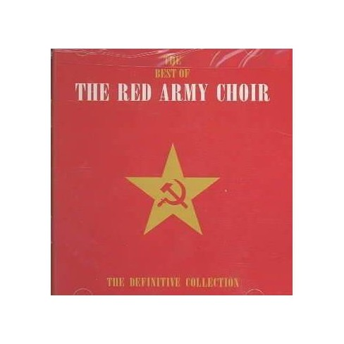 Best of the Red Army Choir: The Definitive Collection (CD) - image 1 of 1