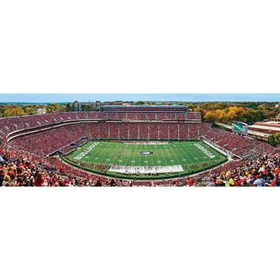 NCAA Georgia Bulldogs 1000pc Panoramic Puzzle
