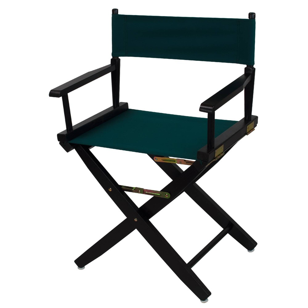 """Image of """"18"""""""" Extra Wide Directors Chair Evergreen - Flora Home"""""""