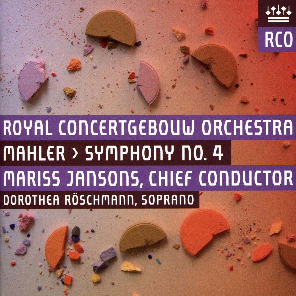 Royal Concertgebouw - Mahler:Sym No 4 In G Major (CD)