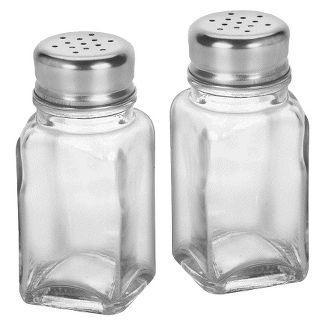 Anchor Salt and Pepper Shaker Set