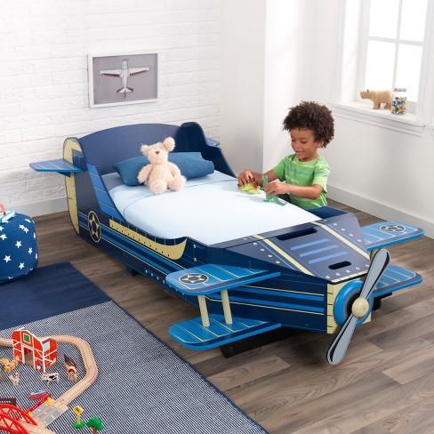 Kidkraft Airplane Toddler Bed Target