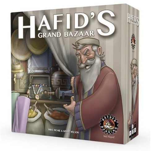 Hafid's Grand Bazaar Board Game - image 1 of 1