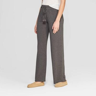 Women's Beautifully Soft Pajama Pants - Stars Above™ Gray XXL