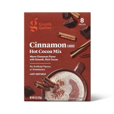 Cinnamon Hot Cocoa Mix - 8oz - Good & Gather™