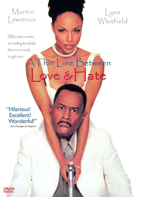 Thin line between love & hate (DVD) - image 1 of 1