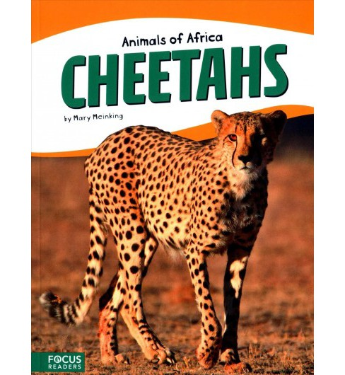 Animals of Africa -  by Mary Meinking & Christy Mihaly & Tammy Gagne & Nancy Furstinger (Paperback) - image 1 of 1