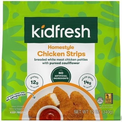Kidfresh Original Chicken Strips - Frozen - 12oz