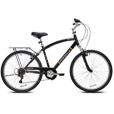 """Kent Men's Avondale 26"""" Cruiser Bike - Black"""