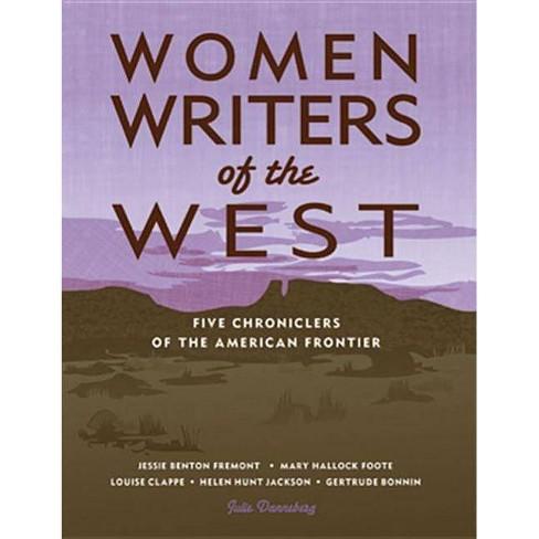 Women Writers of the West - (Notable Western Women) by  Julie Danneberg (Paperback) - image 1 of 1