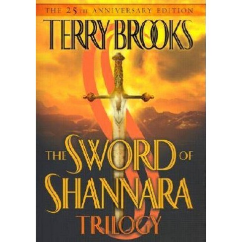 The Sword of Shannara Trilogy - by  Terry Brooks (Hardcover) - image 1 of 1