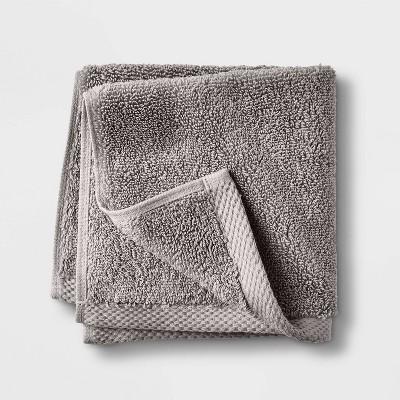 Organic Washcloth Gray - Casaluna™