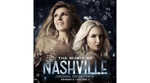 Various - Music Of Nashville (S5 V2) (Ost) (CD) - image 1 of 1