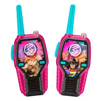 Marvel Rising Walkie Talkies