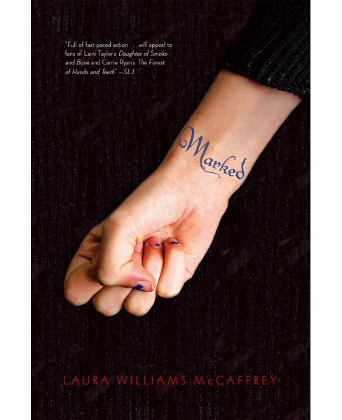 Marked (Reprint) (Paperback) (Laura Williams McCaffrey) - image 1 of 1