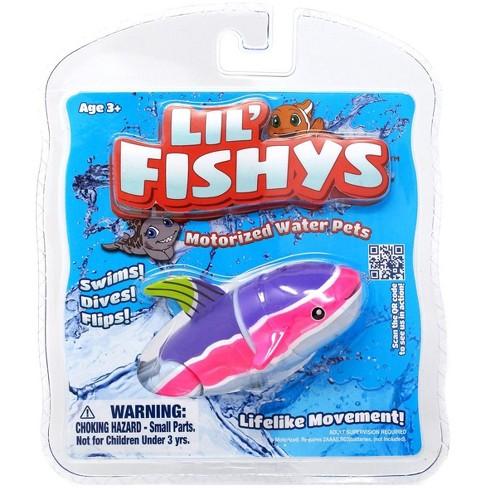 Lil' Fishys Albie Motorized Water Pet - image 1 of 1