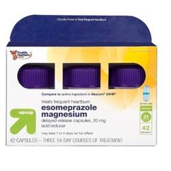 Esomeprazole Acid Reducer Capsules - 42ct - Up&Up™