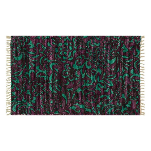 "Loloi Aria Accent Rug - Purple (1'8""X3') - image 1 of 1"