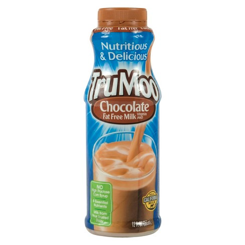 TruMoo Skim Chocolate Milk - Sizes Vary - image 1 of 1
